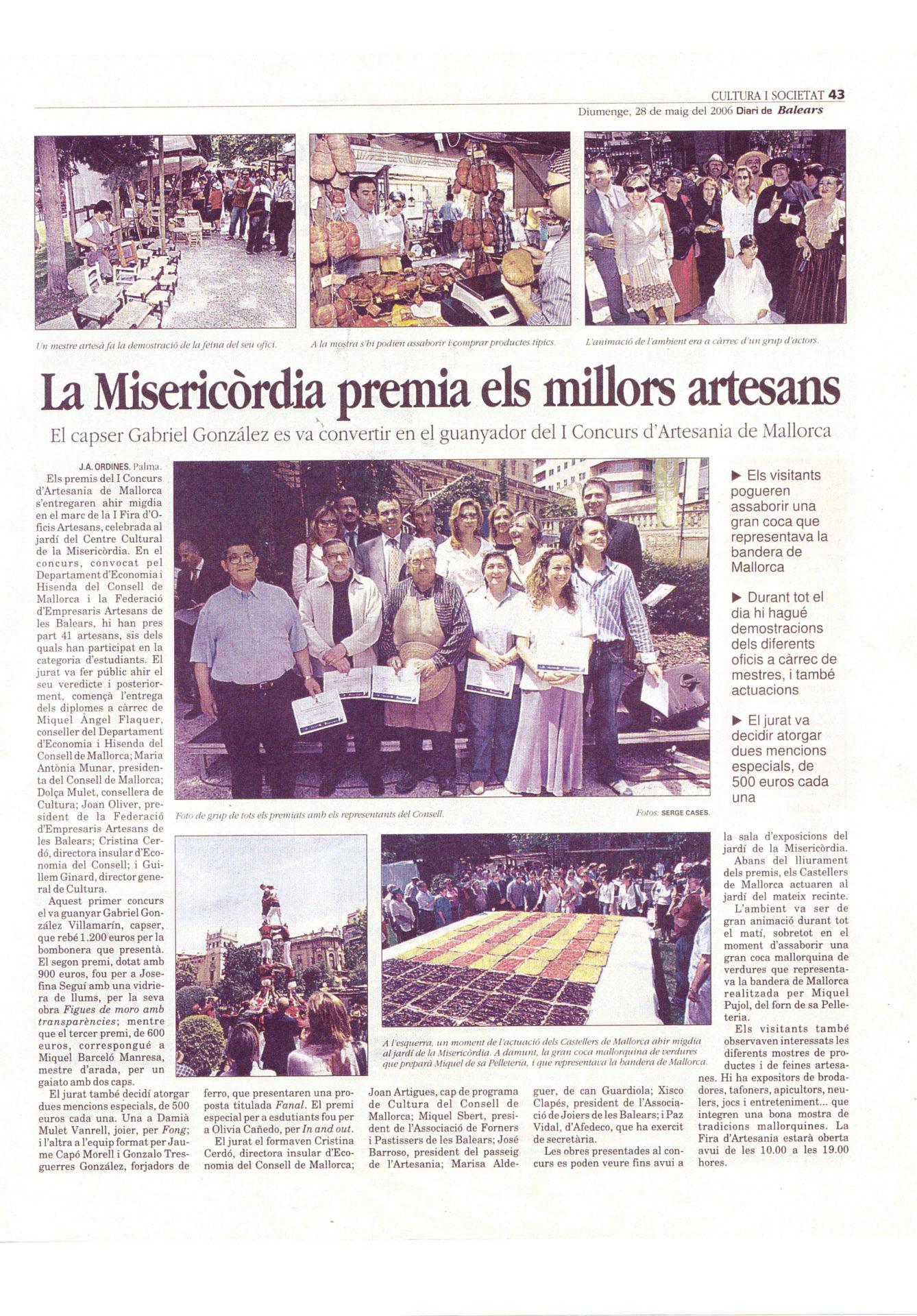 28-05-2006 Diari de Balears (p43)