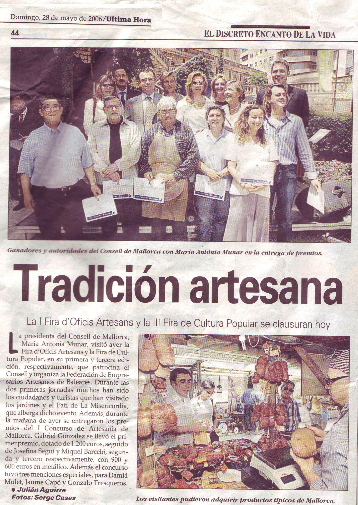 28-05-2006 Ultima Hora (p44)